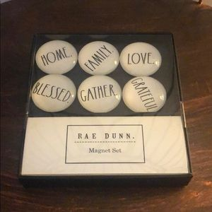 🆕 Rae Dunn Glass Dome Magnets